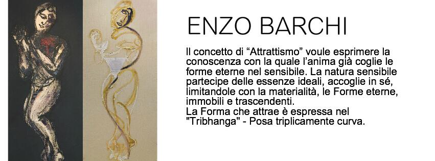 ENZO Barchi - Mostra Spiritual Bridges