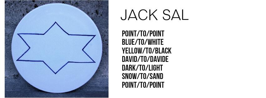 Jack Sal -Mostra Spiritual Bridges