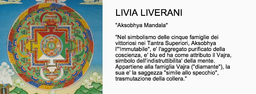 Livia Liverani - Mostra Spiritual Bridges