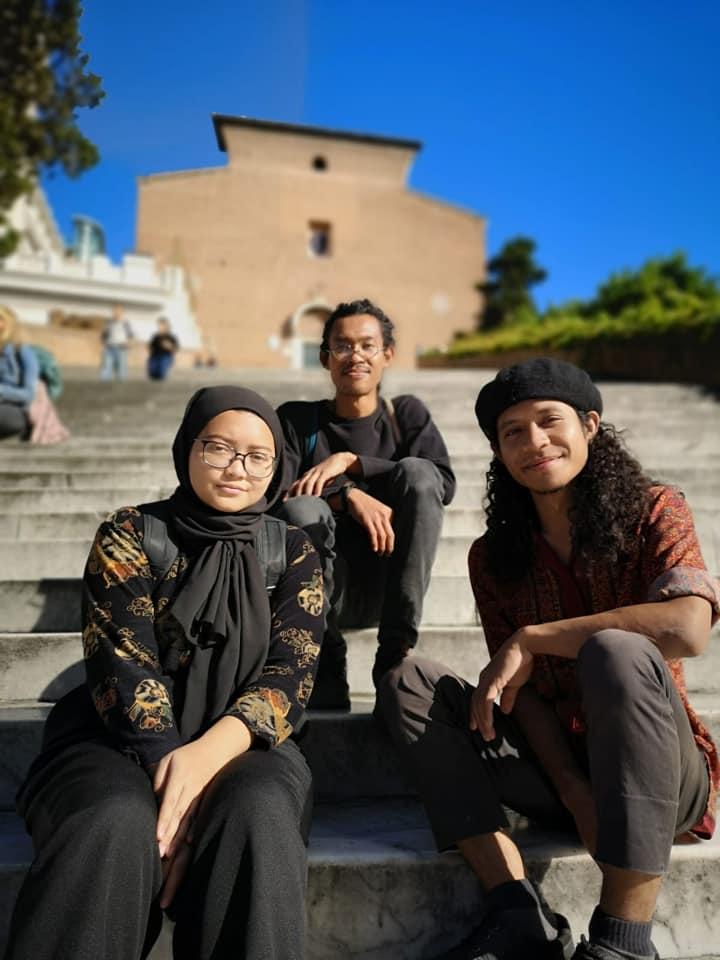 Kicau-Bilau Rome 2019 Italy
