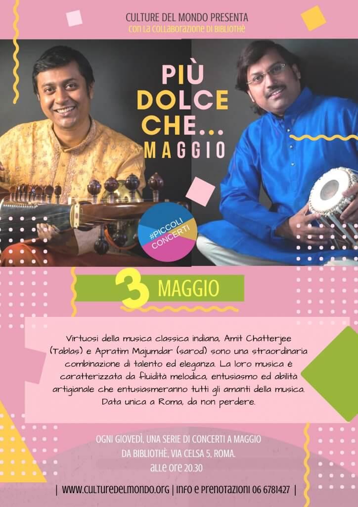 Piccoli Concerti - Musica Classica Indiana